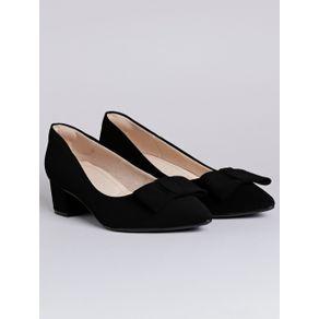 Sapato Feminino Bebecê Preto 36