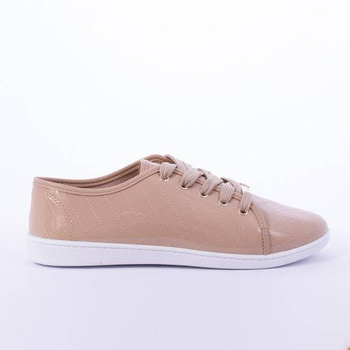 Sapato Feminino Casual Moleca