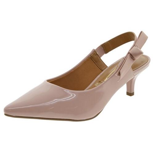 Sapato Feminino Chanel Rosa Vizzano - 1122641