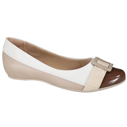 Sapato Feminino Comfortflex 19-84304 000005 1984304000005