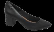 Sapato Feminino Confortável Comfortflex 1954301 Preto | Dtalhe