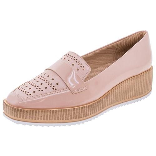 Sapato Feminino Flatform Rose Piccadilly - 977006