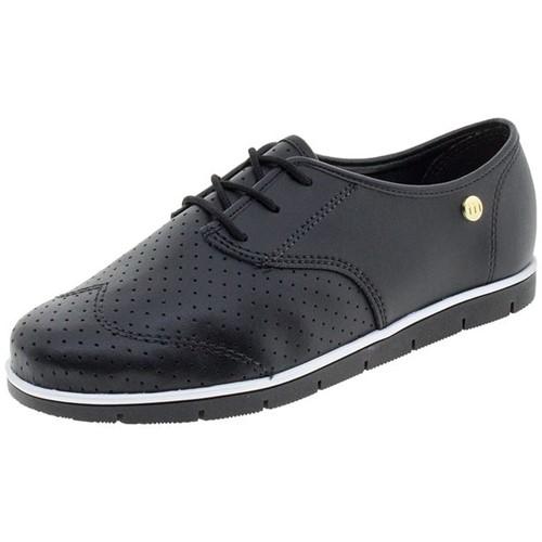 Sapato Feminino Oxford Moleca - 5613304 Preto 36