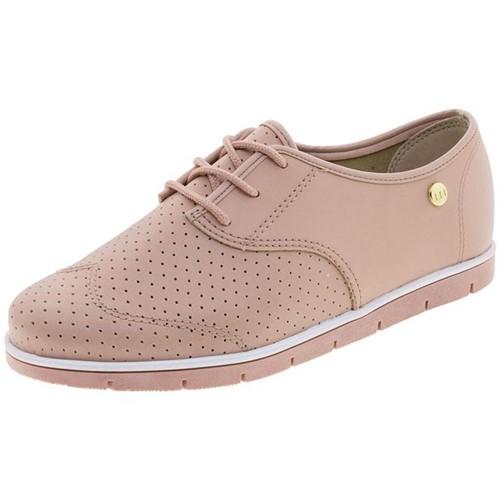 Sapato Feminino Oxford Rosa Moleca - 5613304