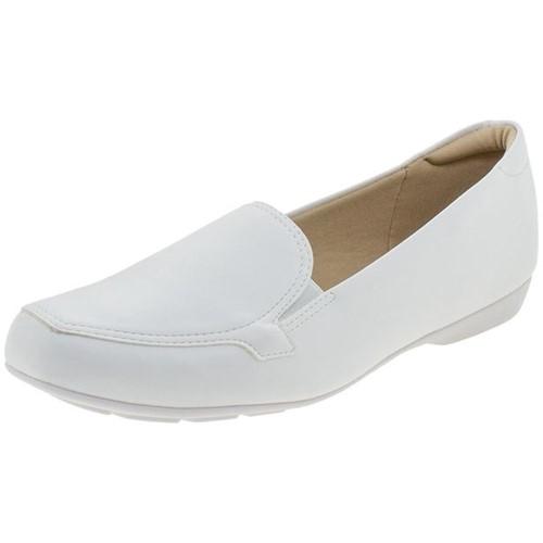 Sapato Feminino Salto Baixo Modare - 7016423 Branco 34