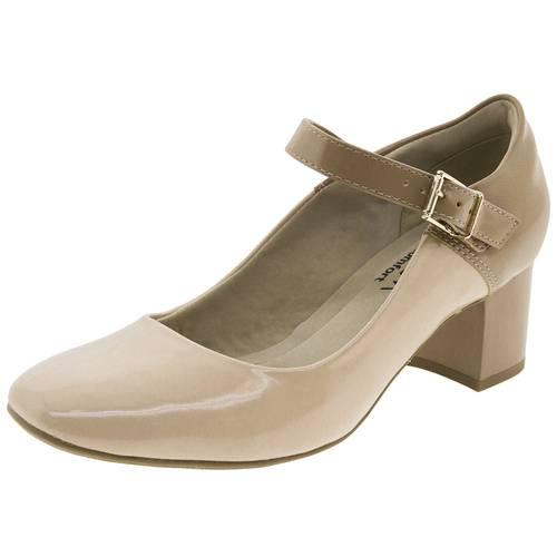 Sapato Feminino Salto Baixo Ramarim 1797103