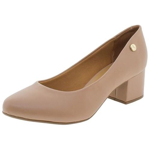 Sapato Feminino Salto Médio Vizzano - 1258100 Salmão 01 34