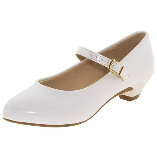 Sapato Infantil Feminino Branco Molekinha - 2166414 25