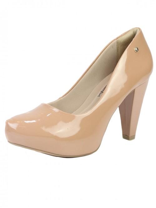 Sapato Meia Pata Ramarim Verniz 1899101   Vivere Store