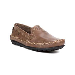 Sapato Mocassim Masculino Pegada Marrom 42