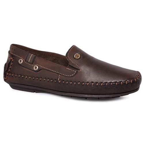 Sapato Mocassim Pegada 148911-04 Cravo