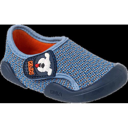 Sapato New Confort Azul Jeans - 18