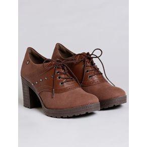Sapato Oxford Feminino Marrom 33