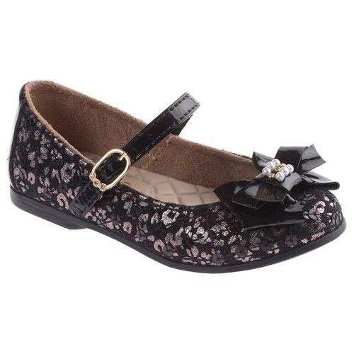 Sapato Princesa Premium Preto - 23