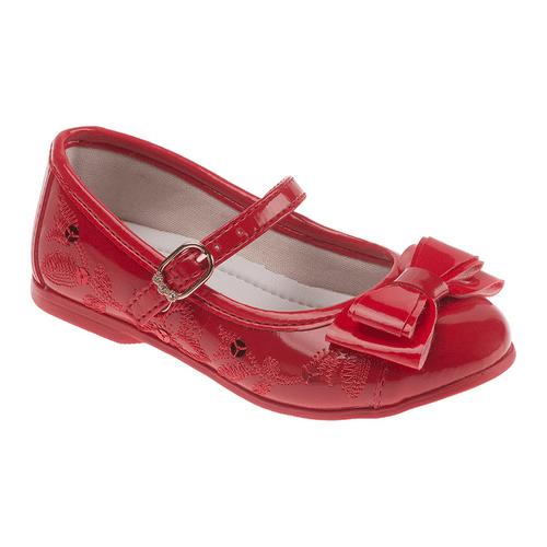 Sapato Princesa Premium Vermelho - 20