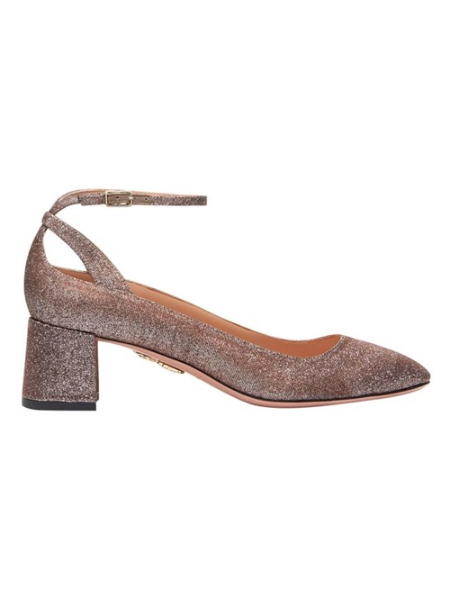 Sapato Rivoli Pump 50 Dourado Tamanho 34