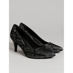 Sapato Scarpin Feminino Piccadilly Preto 35