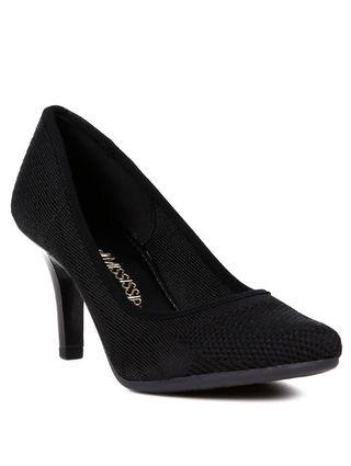 Sapato Scarpin Feminino Preto