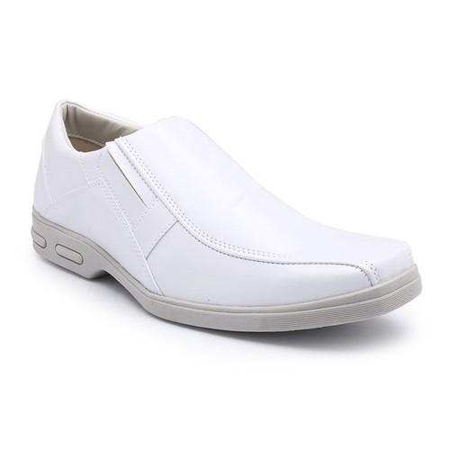 Sapato Social Bertelli Branco 80.002