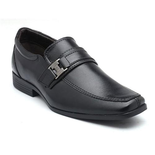 Sapato Social Bertelli Infantil Preto 70111