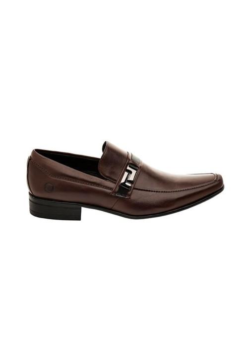 Sapato Social Classic Brown 38