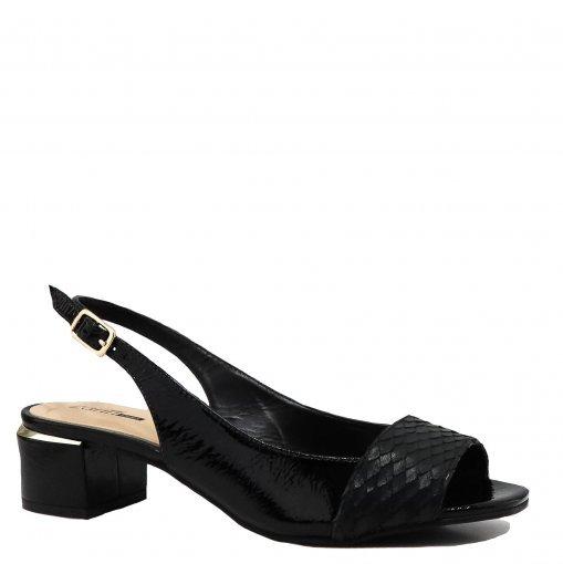 Sapato Zariff Shoes Verniz 1750506 | Betisa