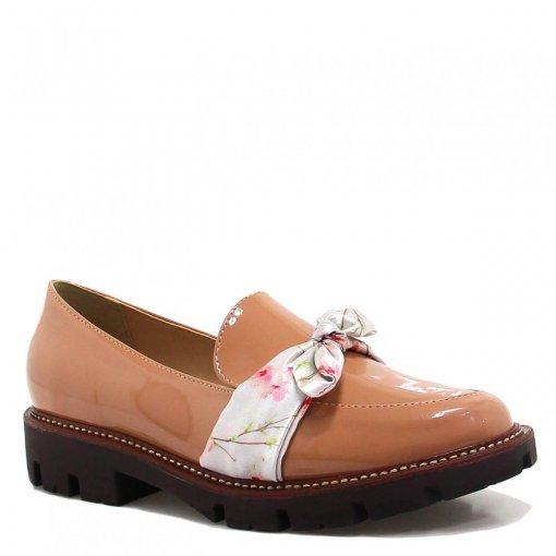 Sapato Zariff Shoes Slipper Verniz Laço 1395-4490 | Betisa