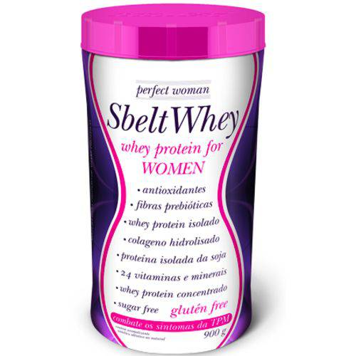 Sbelt Whey Perfect Woman (900g)