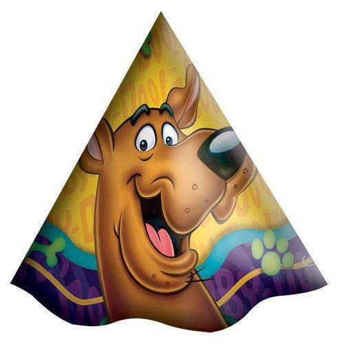 Scooby Doo Chapéu C/8 - Festcolor