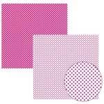 Scrap Basico Pink Fb Poa Grande Kfsb139