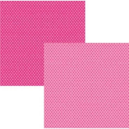 Scrap Basico Pink Poa KFSB56