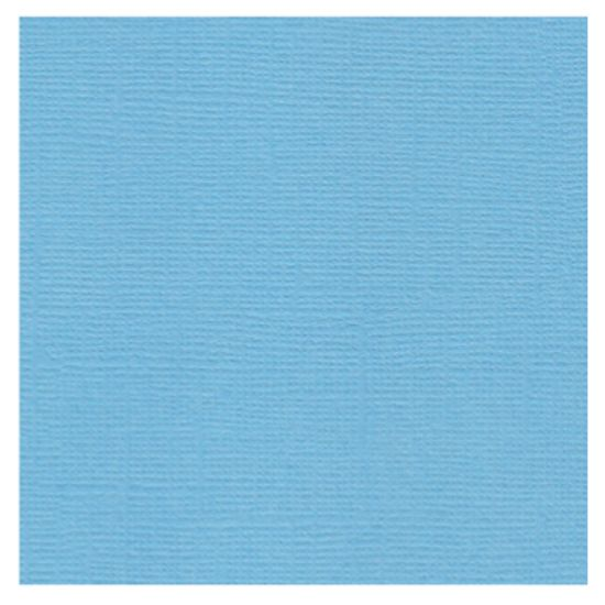 Scrap Cardstock Azul Mar PCAR026 Papel Scrapbook Cardstock Azul Mar PCAR026
