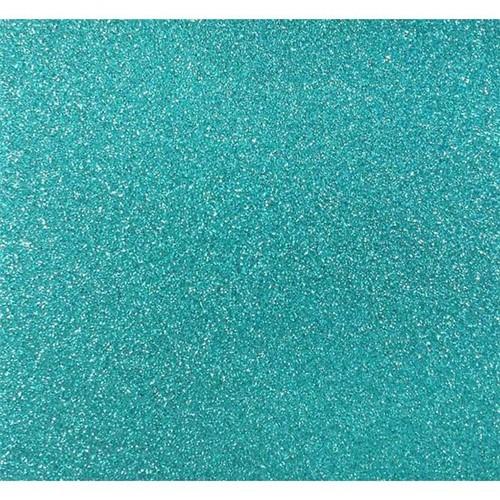 Scrap Puro Glitter Azul Turquesa SDPG11 - Toke e Crie Papel Scrapbook Puro Glitter Azul Turquesa SDPG11 - Toke e Crie