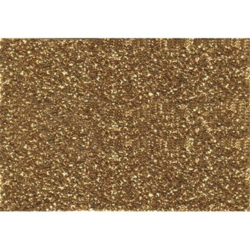 Scrap Puro Glitter Ouro KFS066 Papel Scrapbook Puro Glitter Ouro KFS066 Toke e Crie