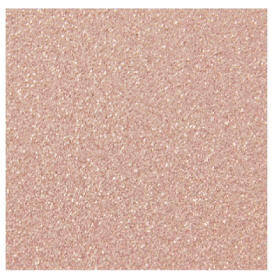 Scrap Puro Glitter Rosa Chá SDPG01 Papel Scrapbook Puro Glitter Rosa Chá SDPG01 Toke e Crie