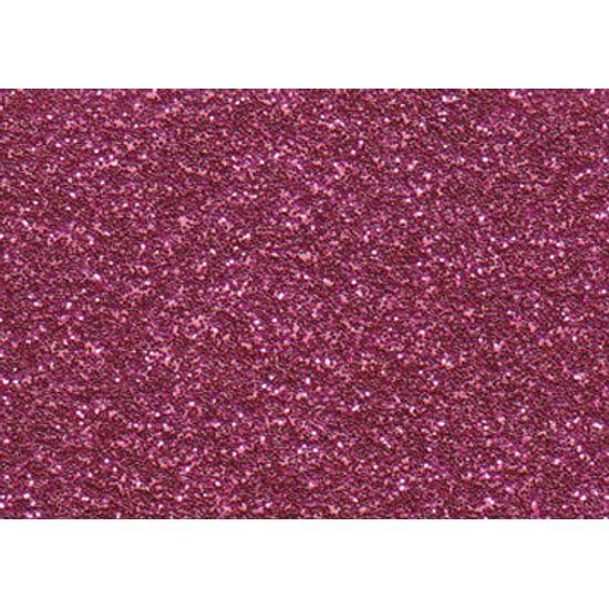 Scrap Puro Glitter Rosa KFS072 Papel Scrapbook Puro Glitter Rosa KFS072 Toke e Crie