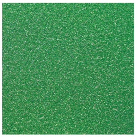 Scrap Puro Glitter Verde SDPG07 Papel Scrapbook Puro Glitter Verde SDPG07 Toke e Crie