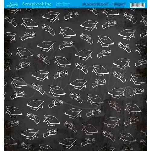Scrapbook Folha Dupla Face SD-034 Litoarte