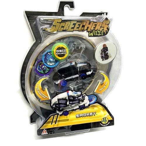 Screechers com 3 Discos Smokey 4719 - DTC