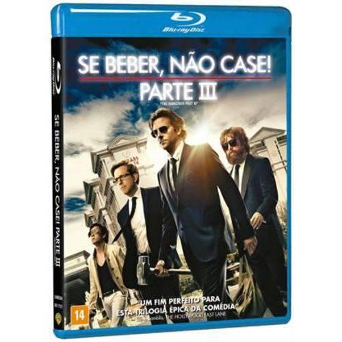 Se Beber, Nao Case! - Parte 3 (Blu-Ray)