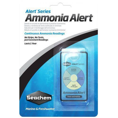 Seachem Alert Amonia (Indicador Continuo de Amonia) - Un
