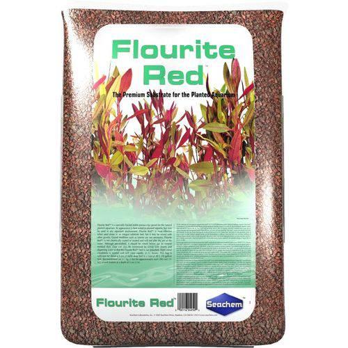 Seachem Flourite Red 3,5Kg ( Substrato Fertil ) - Un