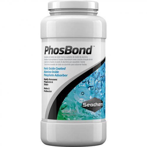 Seachem Phosbond 500Ml Removedor de Fosfato e Silicato