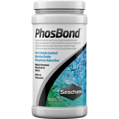 Seachem Phosbond 250Ml Removedor de Fosfato e Silicato