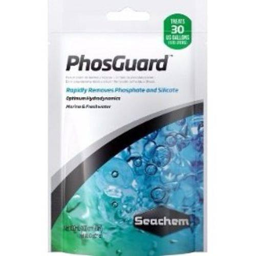 Seachem - Phosguard - Removedor de Fosfato e Silicato - 100 Ml