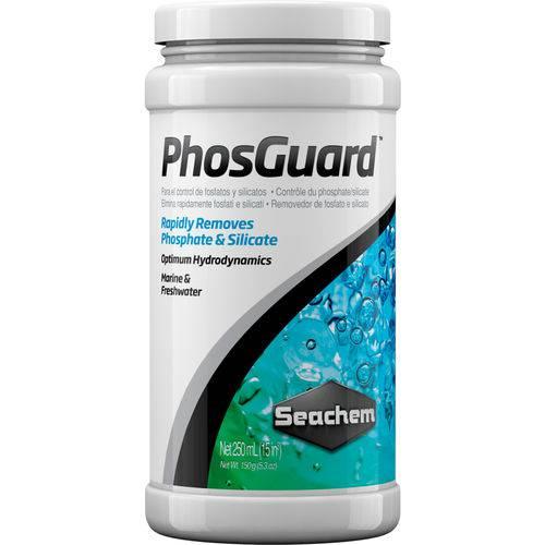 Seachem - Phosguard - Removedor de Fosfato e Silicato - 250 Ml