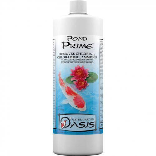 Seachem Prime Pond 1Litro ( Condicionador Desclorificante ) - Un