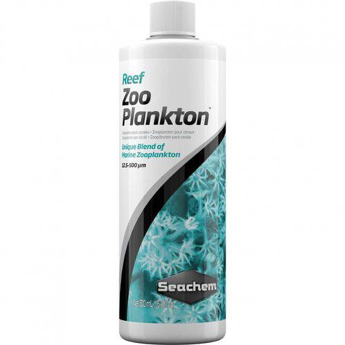 Seachem Reef Zooplankton 500Ml - Un