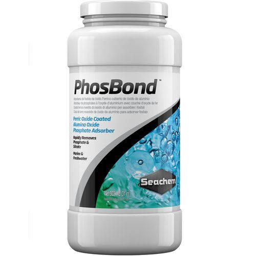 Seachem - Removedor de Fosfato - Phosbond - 500ml
