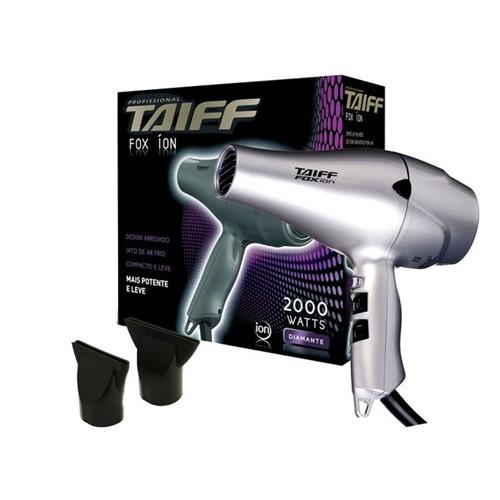 Secador Fox Ion Profissional Taiff 220V
